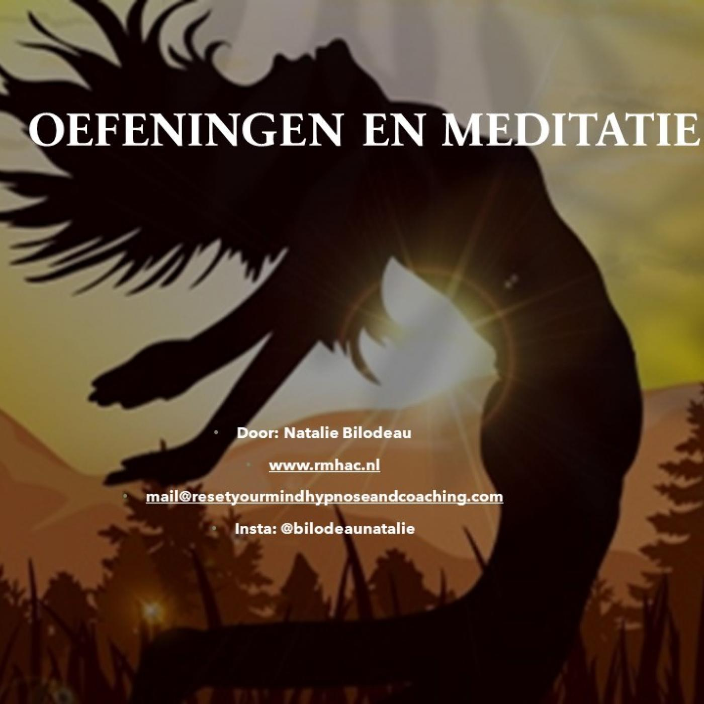 Oefening en meditatie logo