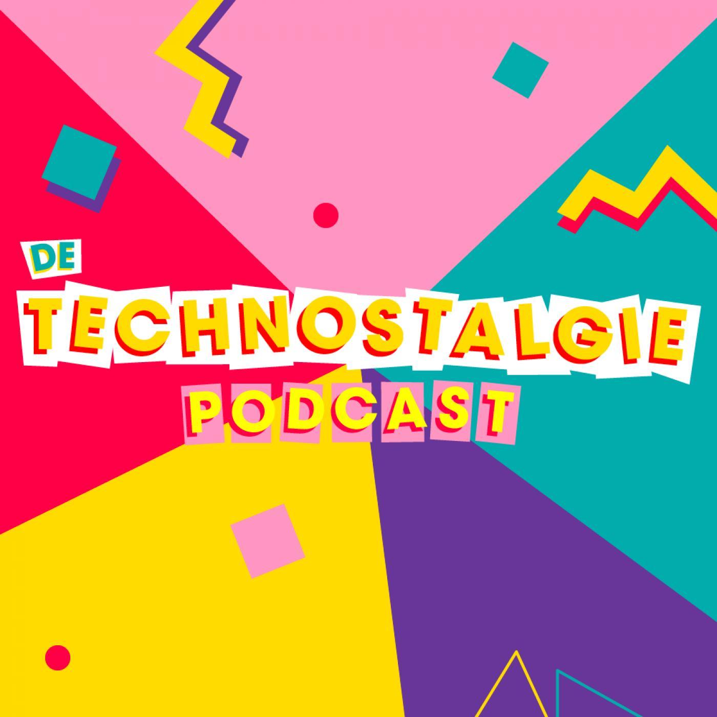 De Technostalgie Podcast logo