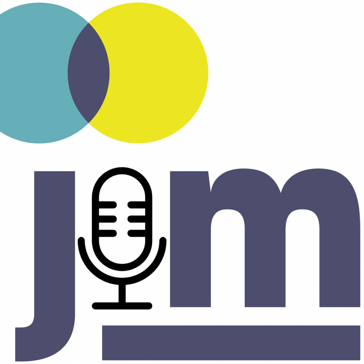 JIMcast - Hulpverlenende Filosofie logo