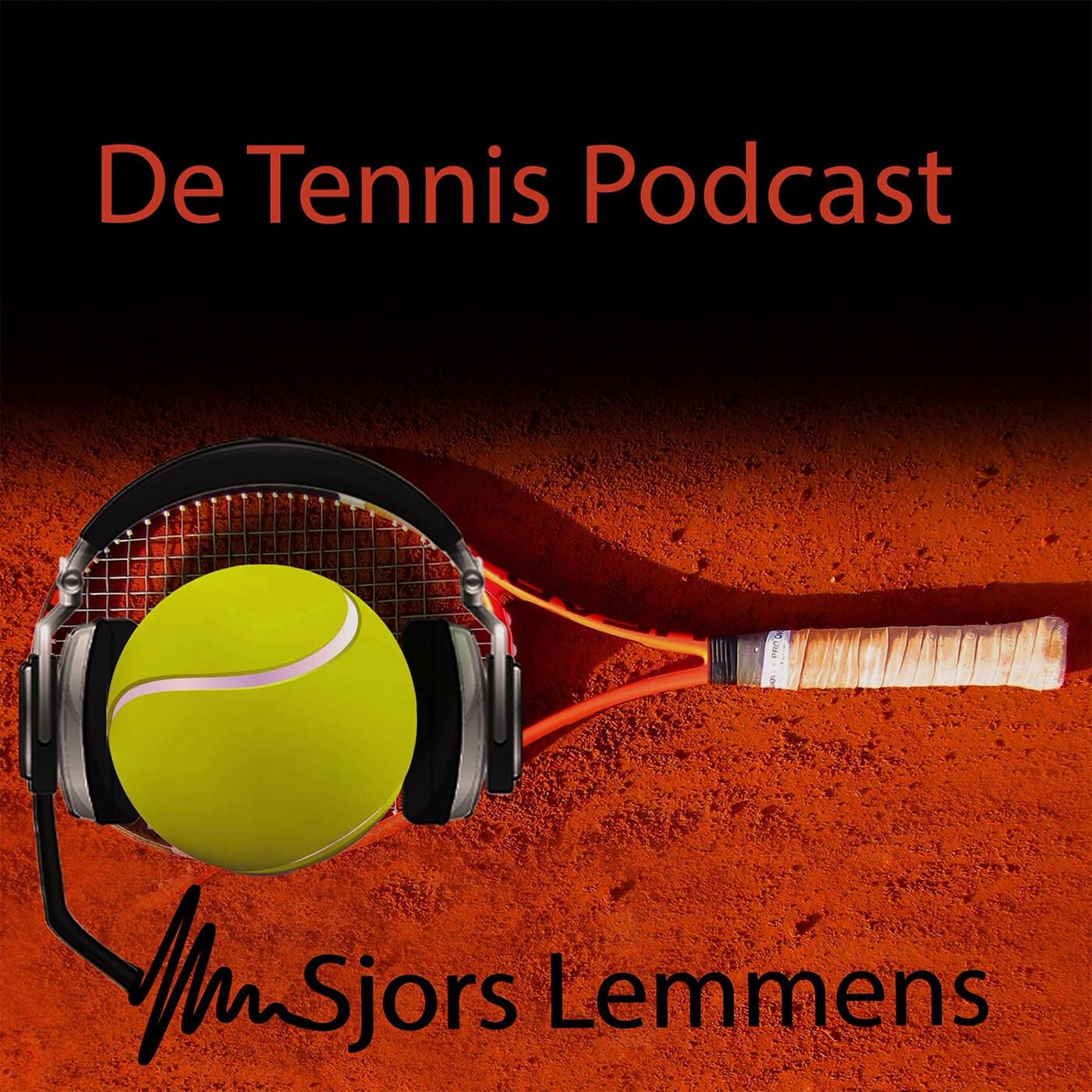 Cover Image De Tennis Podcast