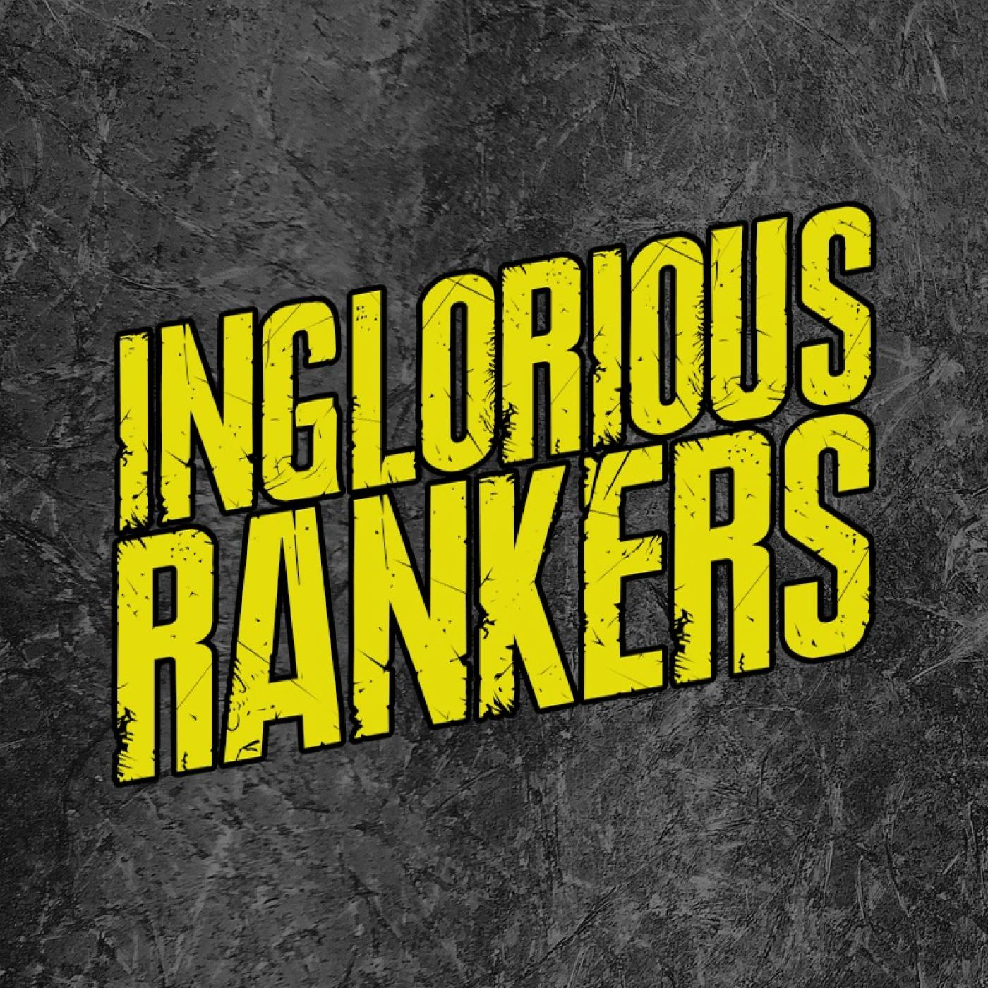 Cover Image Inglorious Rankers